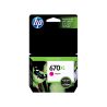 CARTUCHO HP 670 XL MAGENTA 8ML